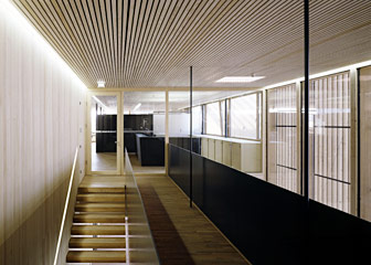 ludesch community centre. Black Bedroom Furniture Sets. Home Design Ideas